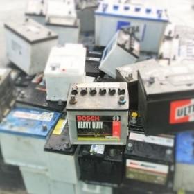 Отходы аккумуляторов ПП
